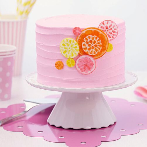 I Taught Myself To Decorate Cakes With Fondant Book Set