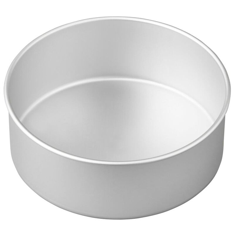 Decorator Preferred Round Cake Pan, 8 x 3-Inch image number 0