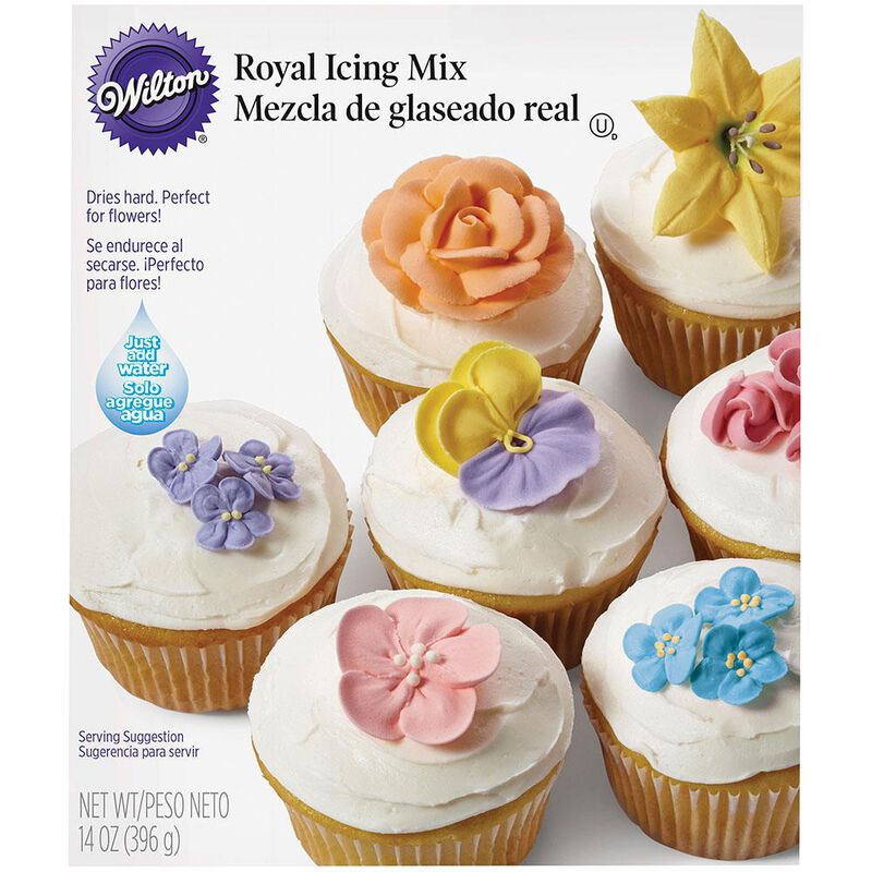 Royal Icing Mix image number 0