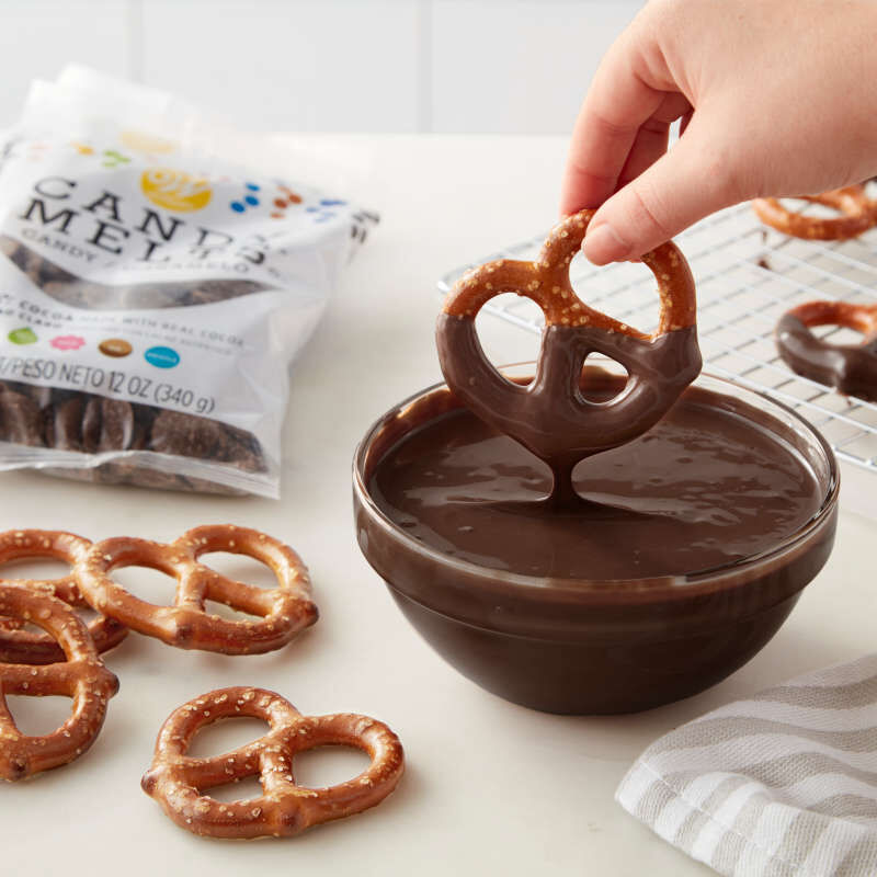 Dark Cocoa Candy Melts® Candy, 12 oz. image number 2