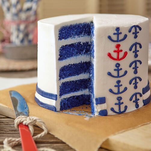 Royal Blue Icing Color, 1 oz. - Blue Food Coloring | Wilton