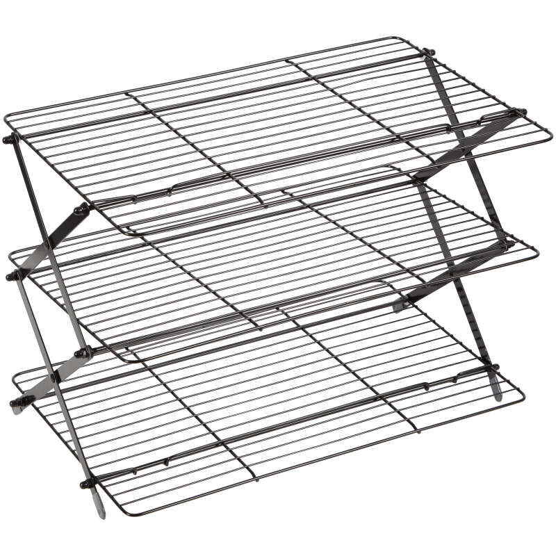 3-Tier Collapsible Cooling Rack image number 0
