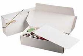 White Candy Boxes