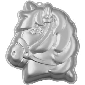 Horse Cake Pan, Kids 3D Birthday Cake Pan