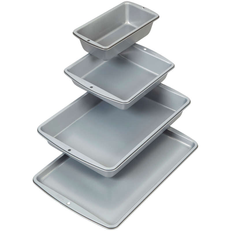 Recipe Right Non-Stick Baking Set, 4-Piece image number 2