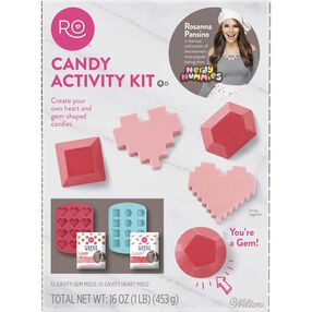 Rosanna Pansino Candy Activity Kit