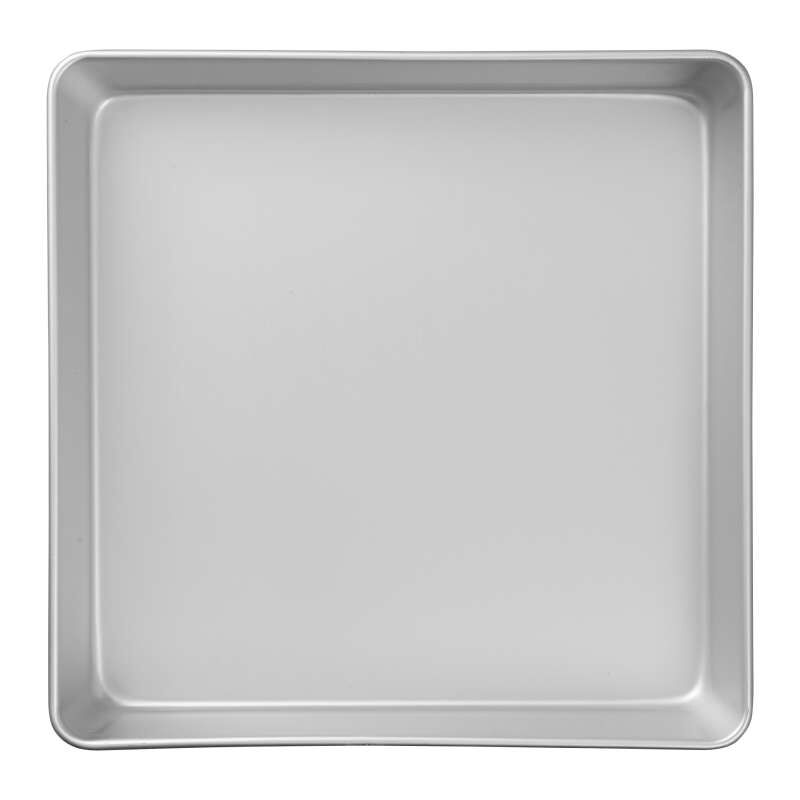 Performance Pans Aluminum Square Cake and Brownie Pan, 12-Inch image number 0