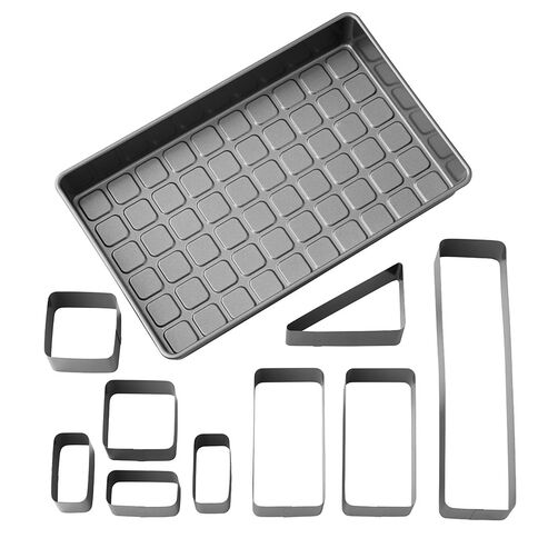 Countless Celebrations Cake Pan Set 10 Piece Letter And
