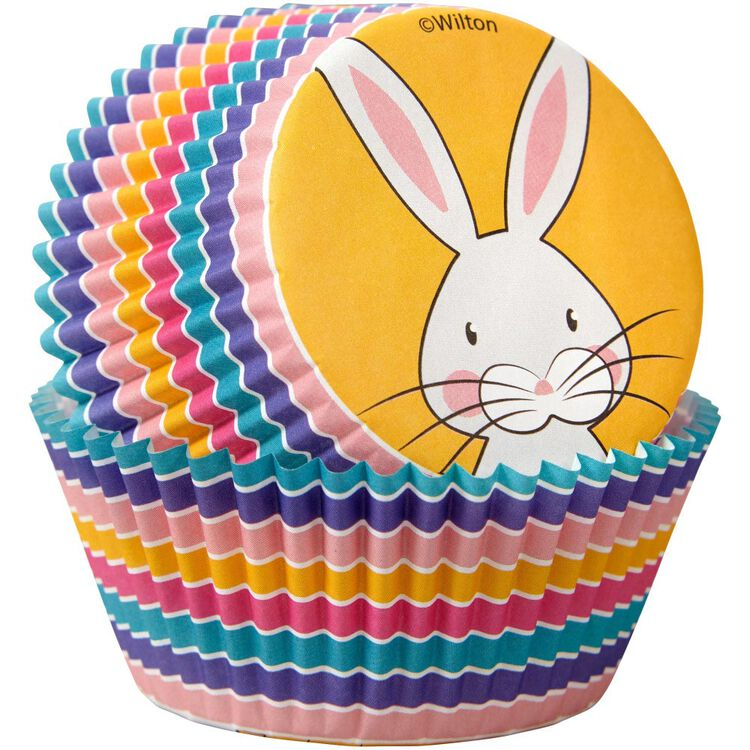 Happy Easter Cupcake Decorating Kit, 24-Count