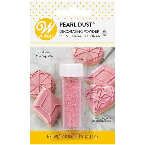 Orchid Pink Pearl Dust, 0.05 oz.