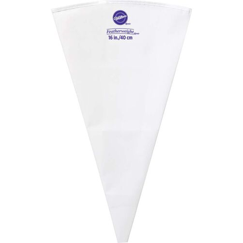 Wilton Decorating Bags 16 Inch Featherweight Piping Bag