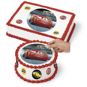 Cars 3 Sugar Sheets