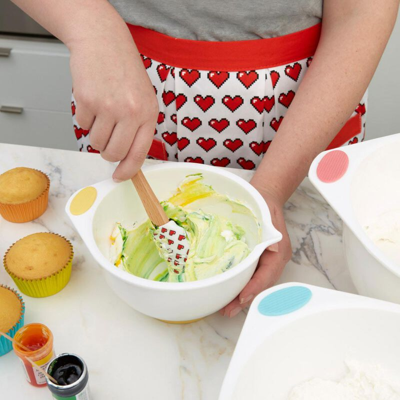 ROSANNA PANSINO by Mixing Bowl with Lids Set, 6-Piece image number 9