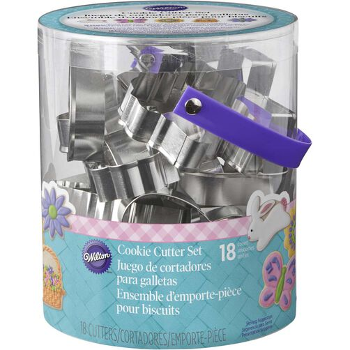 Easter Cookie Cutter Tub