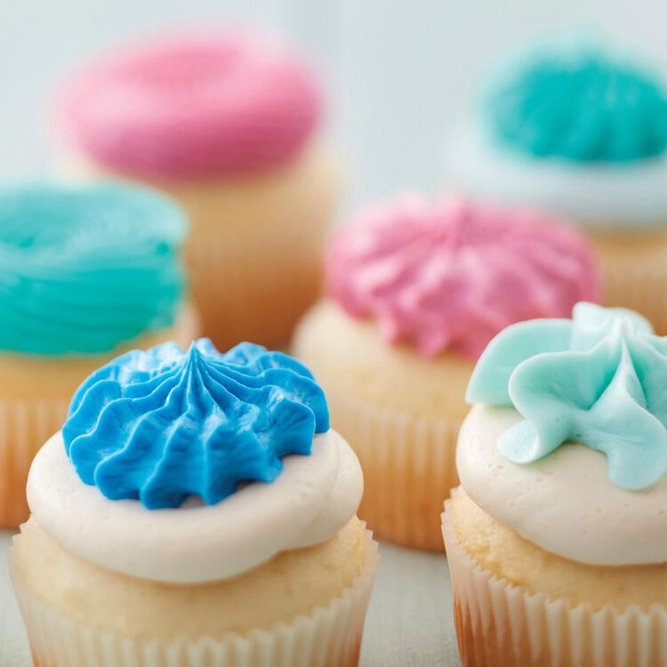 Cupcake Decorating Icing Tips, 12-Piece Set