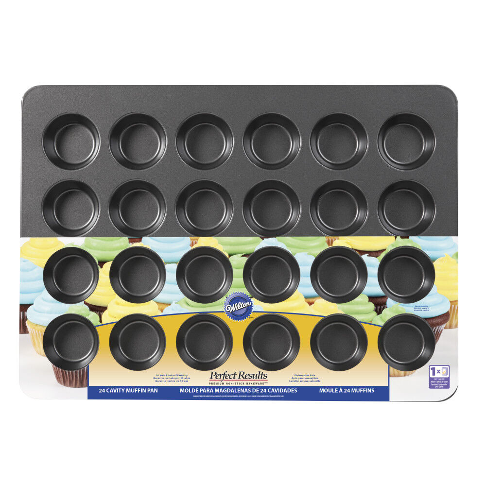 Perfect Results Mega Muffin Pan Wilton