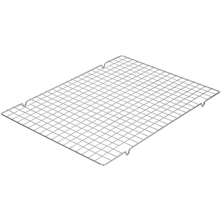 Chrome Plated Cooling Grid, 14.5 x 20 Inch