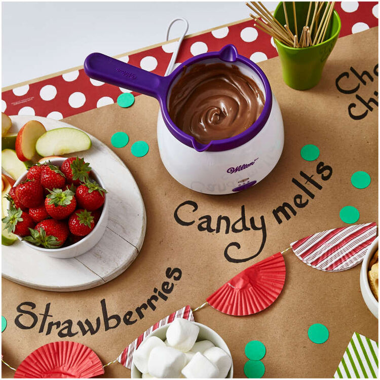 Candy Melts Dipping Station