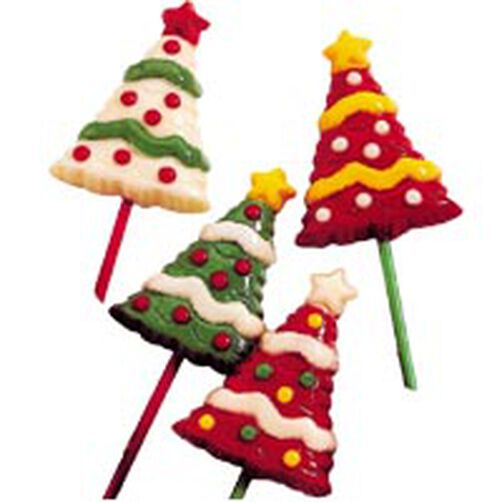 Christmas Tree Lollipop Mold