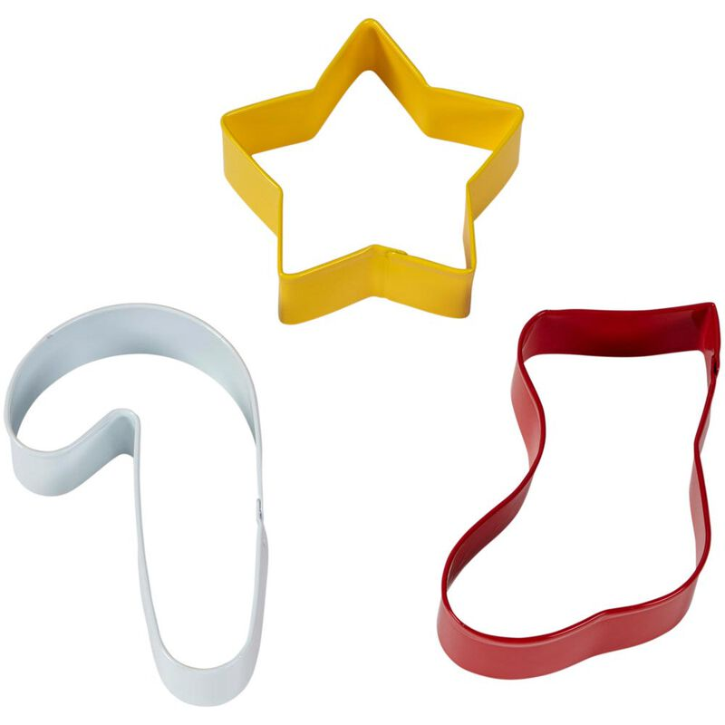 Holiday Cookie Cutter Set, 3-Piece image number 2