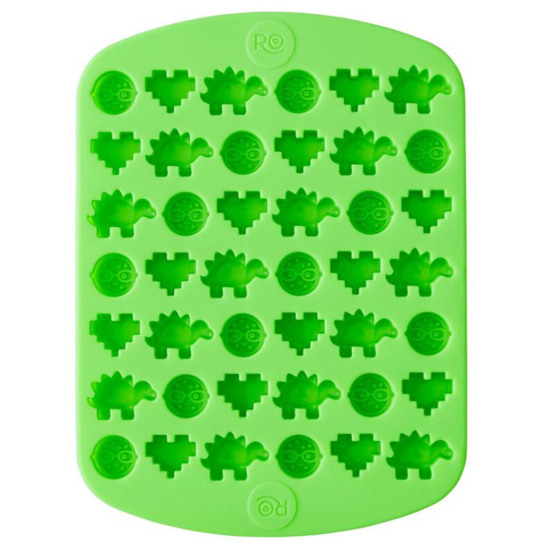 ROSANNA PANSINO by Nerdy Nummies Silicone Candy Mold, 42-Cavity image number 0