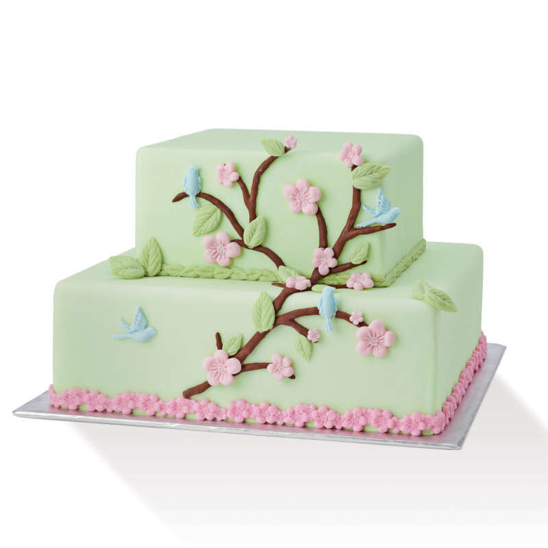Silicone Nature Designs Fondant and Gum Paste Mold - Cake Decorating Supplies image number 4