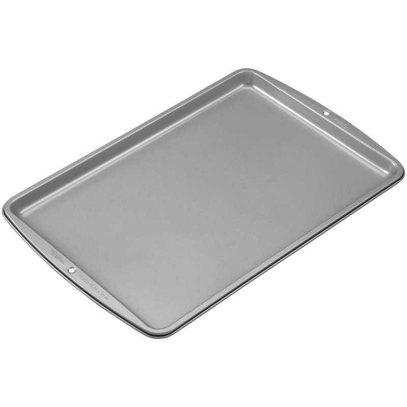 Recipe Right Non-Stick Cookie Sheet, 15.25 x 10.25-Inch image number 2