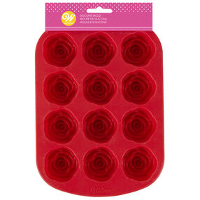 Mini Roses Silicone Candy Mold