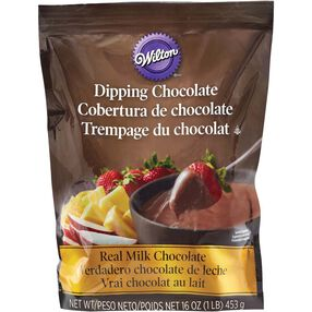 Wilton Microwaveable Real Milk Chocolate Melting Chocolates