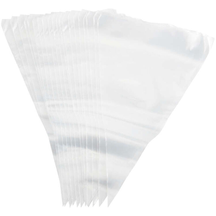 16 Inch Disposable Piping Bags Out of Packaging