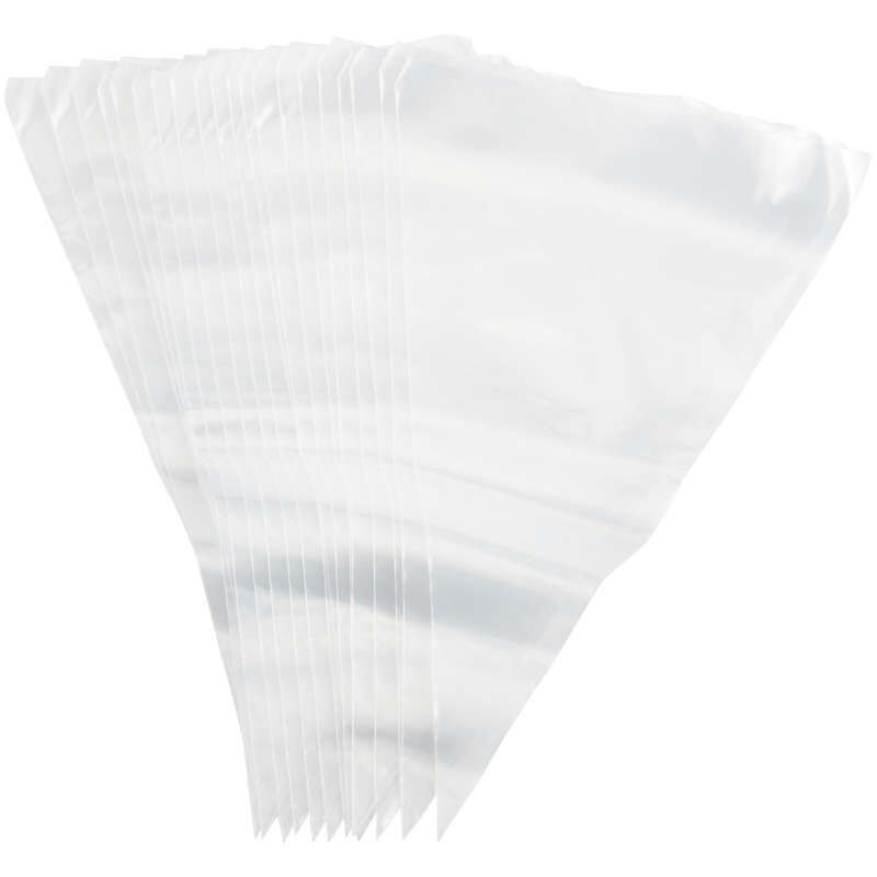 16 Inch Disposable Piping Bags Out of Packaging image number 0