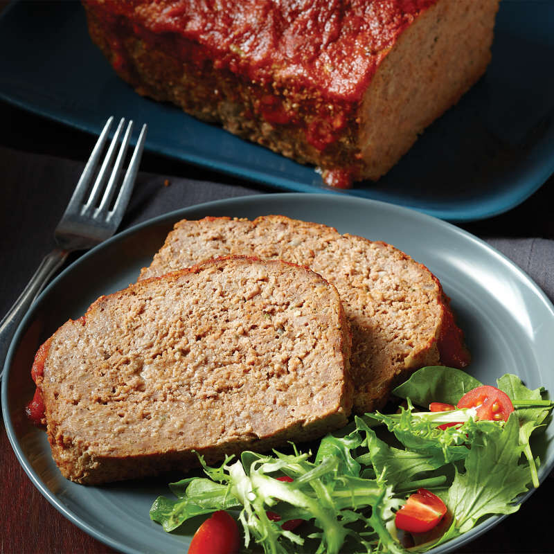 Perfect Results Non-Stick Meatloaf Pan, 2-Piece Set image number 4