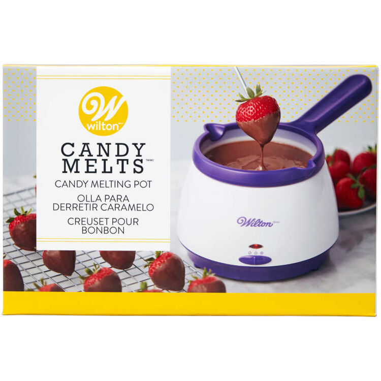 Candy Melts Candy and Chocoalte Melting Pot in Packaging