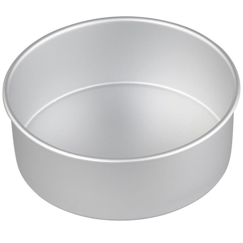 Performance Pans Aluminum Round Cake Pan, 8-Inch image number 0