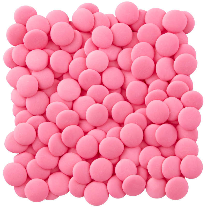 Pink Candy Melts Candy Wafers image number 1