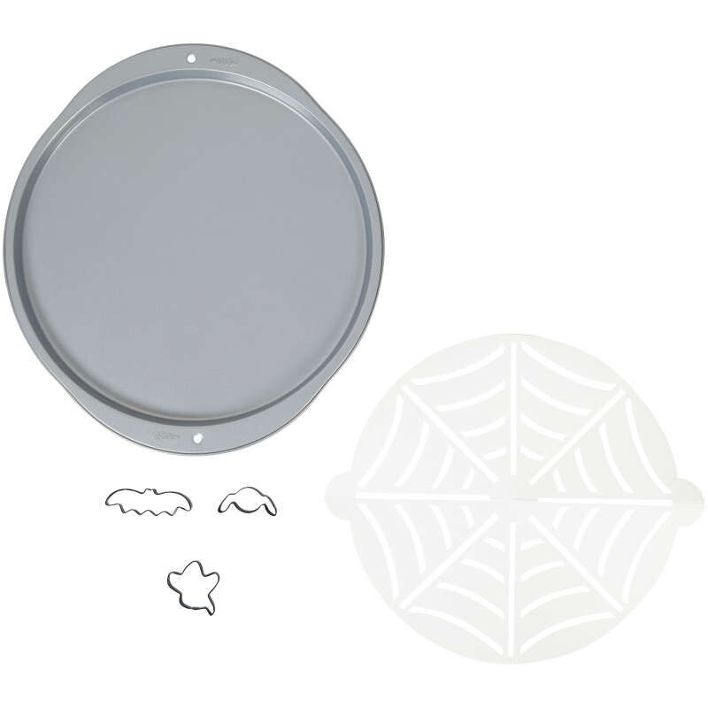 Spider Web Cookie Decorating Kit, 5-Piece image number 0
