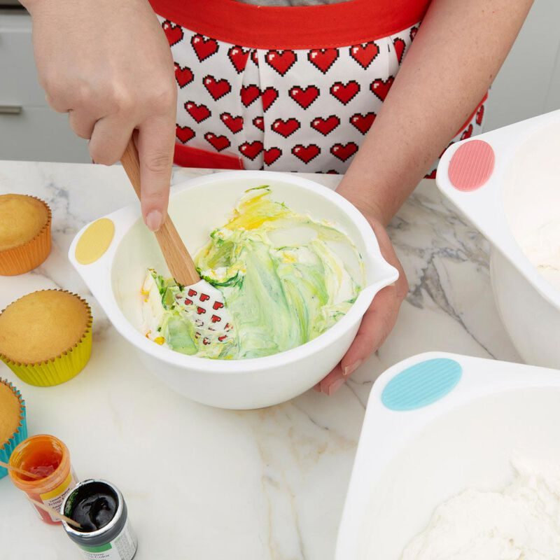 ROSANNA PANSINO by Mixing Bowl with Lids Set, 6-Piece image number 10