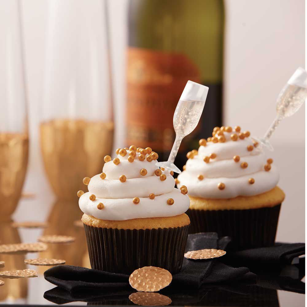 Champagne Shot Tops Flavor Infusers Amp Cupcake Liners Wilton