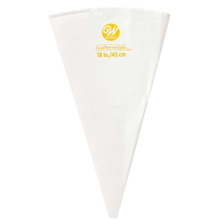 Reusable Featherweight Decorating Piping Bag, 18-Inch
