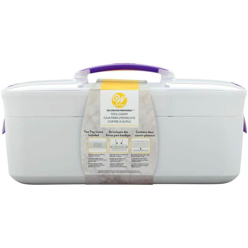 Decorator Preferred Cake Decorating Tool Caddy image number 7