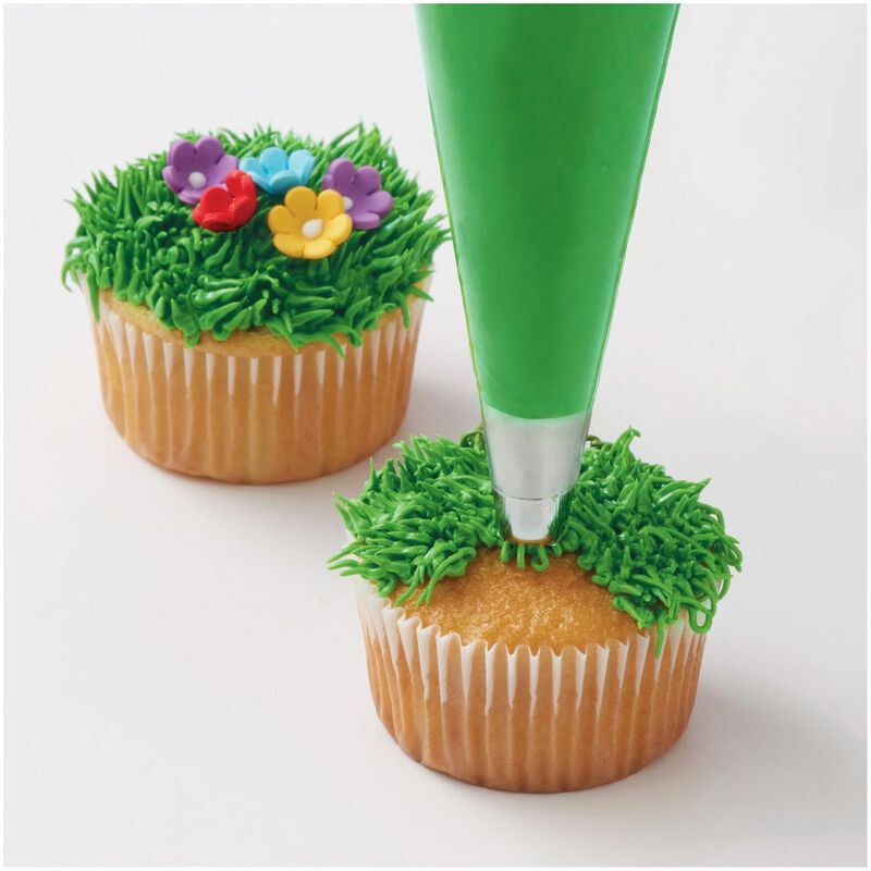 Mini Daisy Multi-Color Icing Decorations, 32-Count image number 4