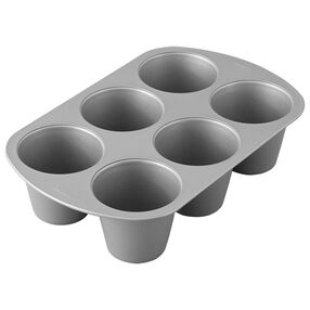 Giant Cupcake Pan, 6-Cup Jumbo Muffin and Cupcake Pan