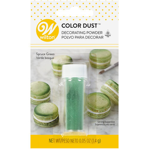Spruce Green Color Dust, 0.05 oz.