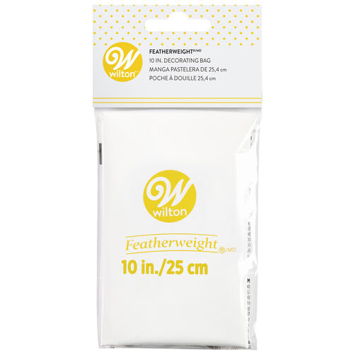 Wilton Decorating Bags - 10 Inch Featherweight Piping Bag