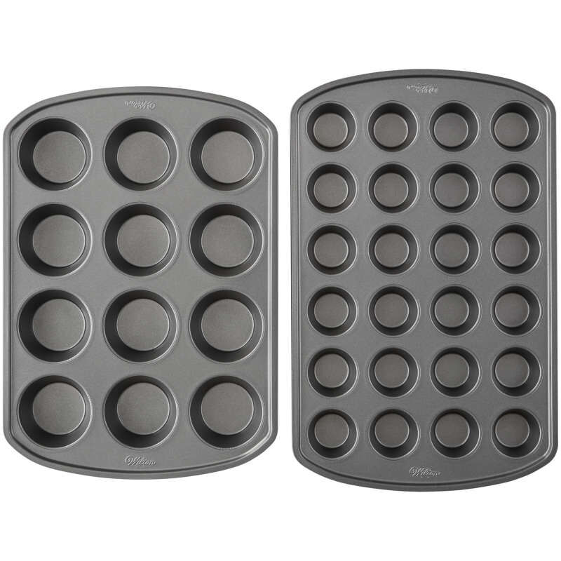 Perfect Results Premium Non-Stick Muffin Pan Set, 2-Piece image number 0