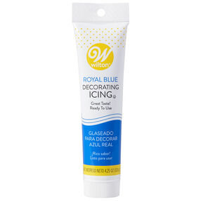 Royal Blue Ready-to-Use Icing Tube