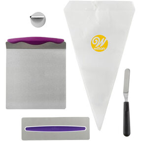 Cake Decorating Kit for Beginners