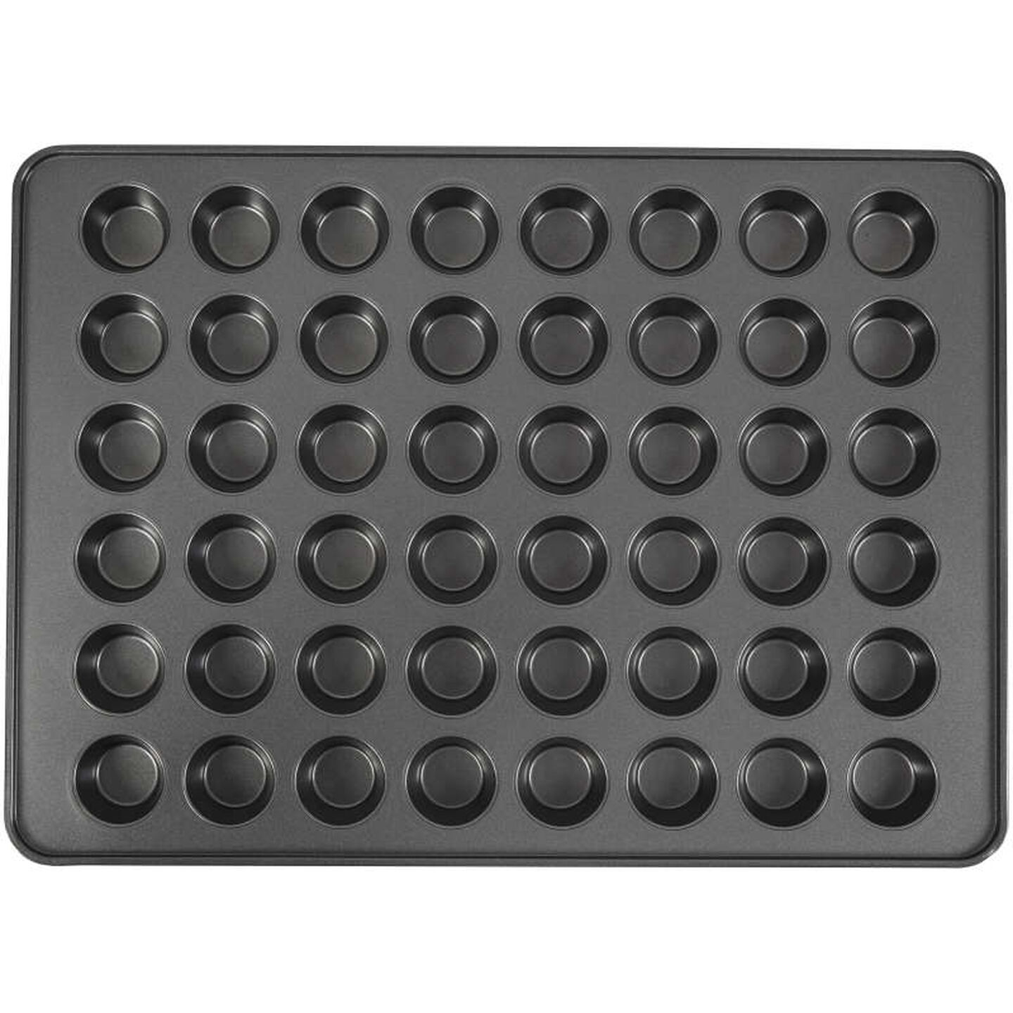 6 Cup Mini Muffin Tray Available in Blue Pink or Green