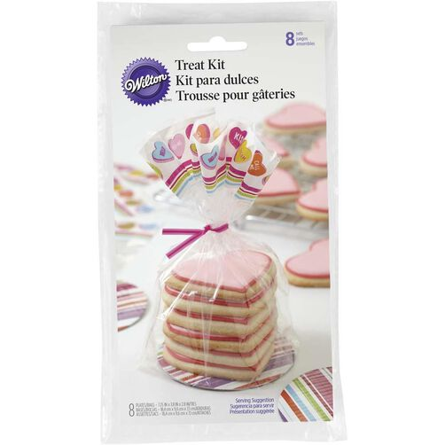 Valentine's Day Cookie Gifting Kit