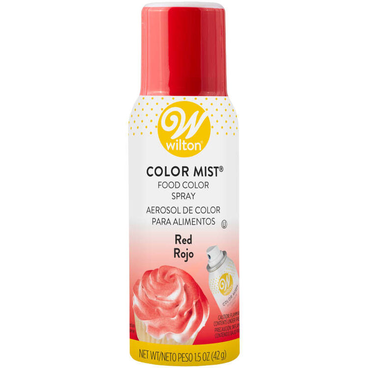 Red Color Mist